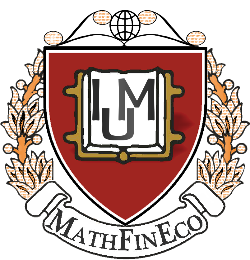 MathFinEco Logo